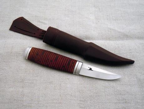Puukko - Finnish Knives - Bladesmith Eero Kovanen